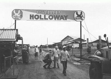 Camp Holloway History 1963 1965