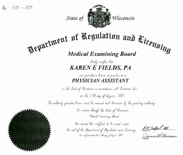 Asistente Médico Diploma – Formacion ES