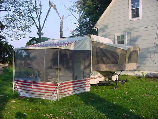 Coleman Pop Up Camper Screen Room Http My Core Com