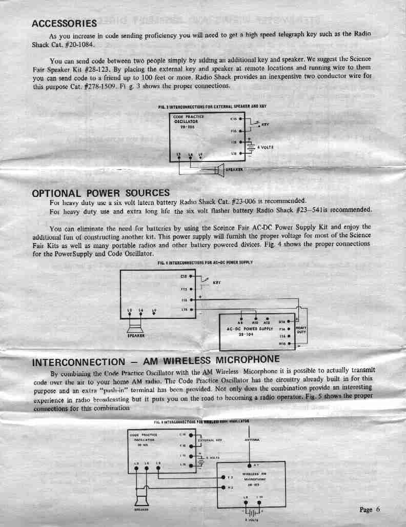 Radio Shack Speaker Wiring Bluebird Bus Wiring Diagram