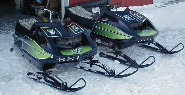 98 Arctic Cat 440 Sno Pro. 74 650 Sno Pro 76 440Z (3)